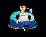 Garvy Du Hands Down by skatefilter5