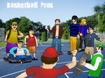 Tony Hawk's Pro Basketball by skatefilter5