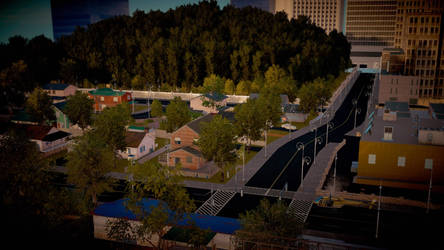 Far Cry 5 Stilwater SR2 Color Saturation Suburbs by skatefilter5