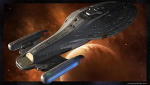 Voyager Beauty Shot by unusualsuspex