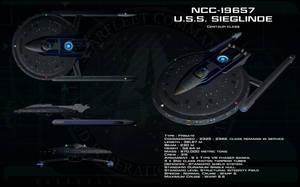 Centaur class ortho - USS Sieglinde by unusualsuspex