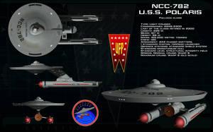 Pallada class ortho - USS Polaris by unusualsuspex