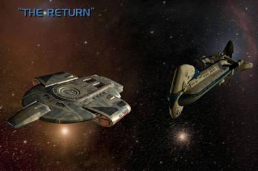The Return by unusualsuspex