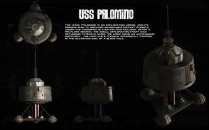 USS Palomino ortho by unusualsuspex
