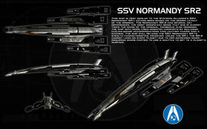 SSV Normandy SR2 ortho by unusualsuspex