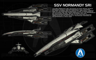 SSV Normandy SR1 ortho by unusualsuspex
