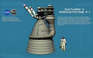 Saturn V [3] Rocketdyne F1 Engine Tech Readout by unusualsuspex