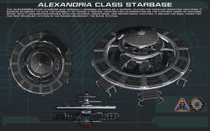 Alexandria class starbase ortho [New] by unusualsuspex