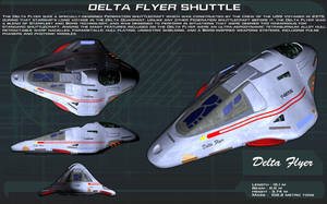 Delta Flyer Shuttle ortho [New] by unusualsuspex