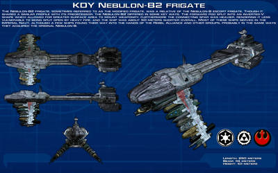 KDY Nebulon B2 Frigate ortho [New] by unusualsuspex
