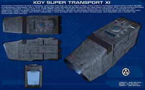 Super Transport XI ortho [New] by unusualsuspex