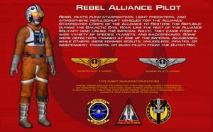 Rebel Alliance Pilot Tech Readout [New] by unusualsuspex