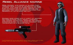 Rebel Alliance Marine tech readout [New] by unusualsuspex