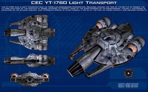 CEC YT-1760 light transport [Update] by unusualsuspex