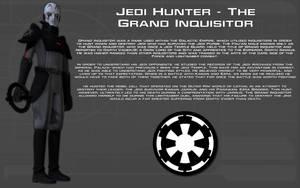 Grand Inquisitor character bio [New] by unusualsuspex