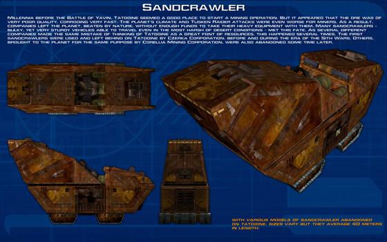 Sandcrawler ortho [Alternative][New] by unusualsuspex