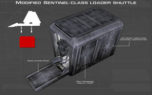 Sentinel-class loader pod tech readout [New] by unusualsuspex