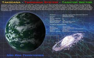 Galactic navigational extra - Takodana by unusualsuspex