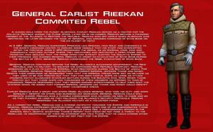 General Carlist Rieekan character bio [New] by unusualsuspex