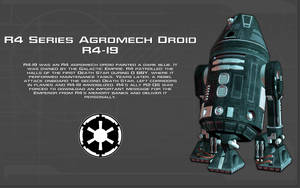 R4-I9 Agromech droid tech readout [New] by unusualsuspex