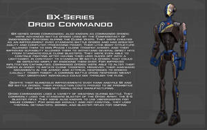 BX-Series Droid Commando tech readout [New] by unusualsuspex