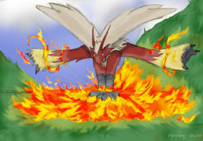 Heat Wave--for Kinova by phoenixsong