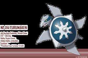 Turumaken by phoenixsong