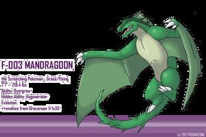 Mandragoon by phoenixsong