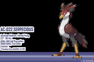 Serpecidus by phoenixsong