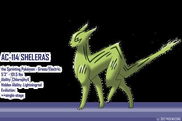 Sheleras by phoenixsong
