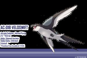Veloswift by phoenixsong