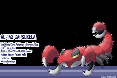 Capsukela by phoenixsong