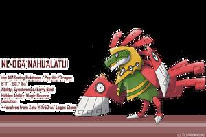 Nahualatu by phoenixsong