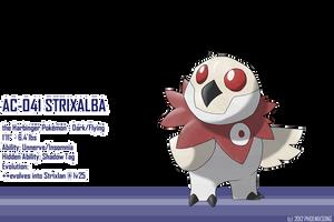 Strixalba by phoenixsong