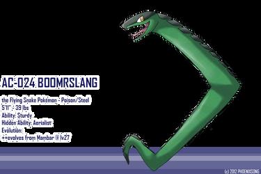 Boomrslang by phoenixsong