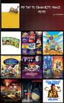 My Top 10 Favorite Movies by cartoonfanboyone
