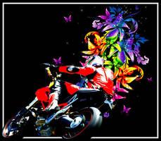 Ducati Hypermotard III by zakiaaikaz