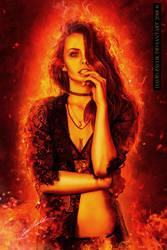 Dark Phoenix by da505