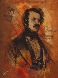 Gaetano Donizetti by da505
