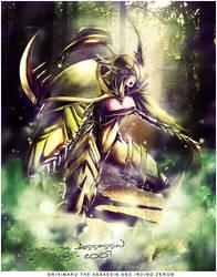 Overall: Maiev Shadowsong by Rikimaru-Ze-Assassin