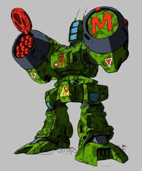Destroid Phalanx by ltla9000311