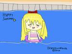 Summer 2014: Toshino Summer Time by IkaMusumeFan06