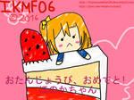 Happy Birthday Honoka by IkaMusumeFan06