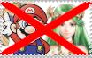 Anti-Mario X Palutena Shipping Stamp by IkaMusumeFan06