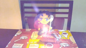 Happy Birthday Rin! by IkaMusumeFan06