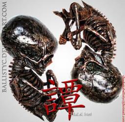 Ying Yang Fetus by Ballistyc