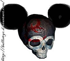 I bone for Disney by Ballistyc