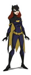 Batgirl by punkrockguy