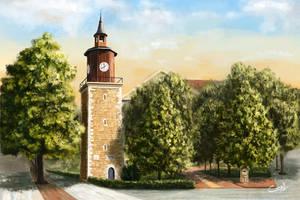 The Clock Tower by StanislavStoyanov