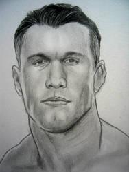 WWE Randy Orton by VinceArt